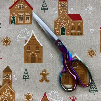 Christmas ginger bread fabric