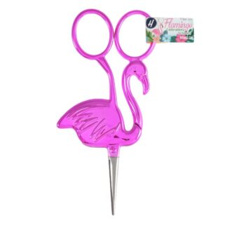 Flamingo Embroidery Scissors