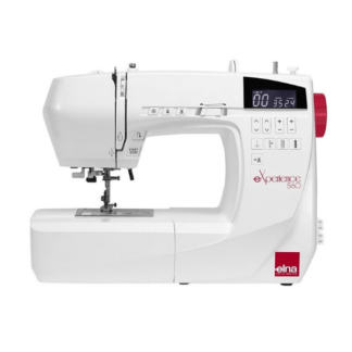 Photo of the Elna eXperience 560 Sewing Machine