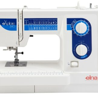 Photo of Elna eXplore 340 sewing machine