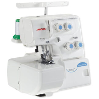 Photo of Janome 8002DG Overlocker