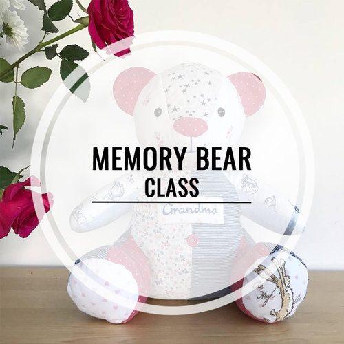Memory+bear+class